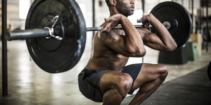 Kniebeugen als Muskelaufbau Übung: Die Grundübung für die Beine