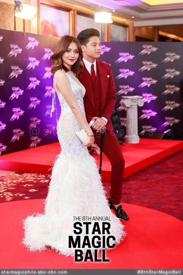 StarMagic Ball couple Daniel Padilla & Kathryn Bernardo