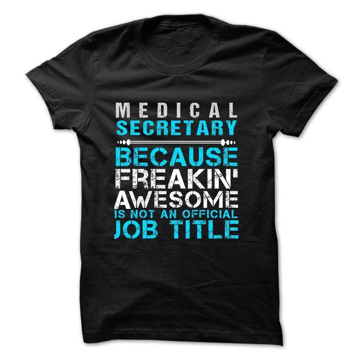 43 best Medical Secretary - Too Funny images on Pinterest So - medical secretary job description