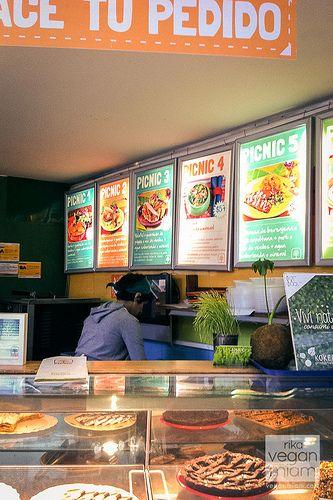 Picnic – Buenos Aires, Argentina (Vegan restaurant)