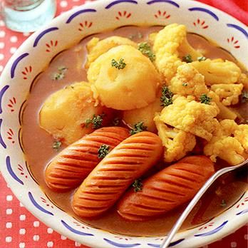 カレーポトフ | 石垣孝子さんのシチューの料理レシピ | プロの簡単料理レシピはレタスクラブニュース