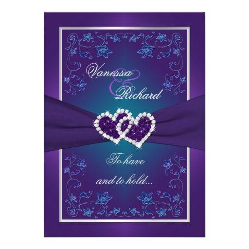 25  best ideas about purple teal weddings on pinterest