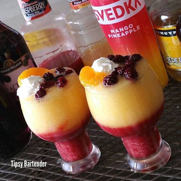 Sweet Passion Cocktail - For more delicious recipes and drinks, visit us here: www.tipsybartender.com