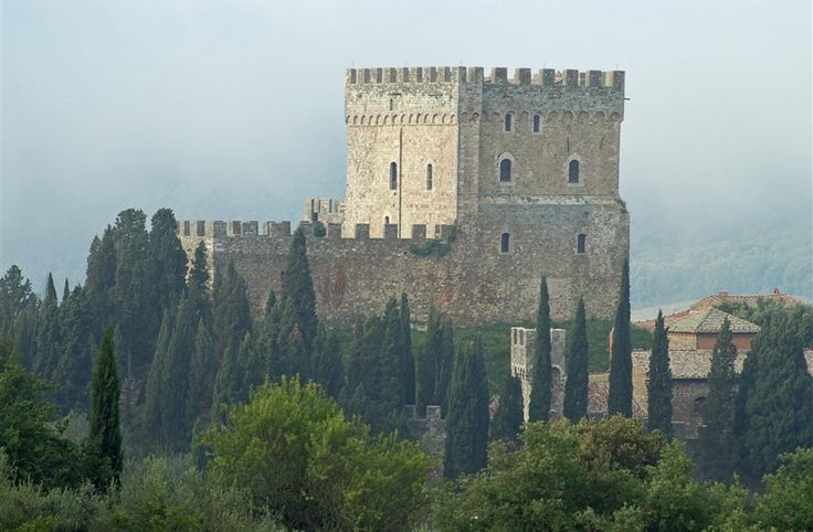 Castello Ripa d'Orcia in San Quirico d'Orcia, Tuscany | B&B Rental