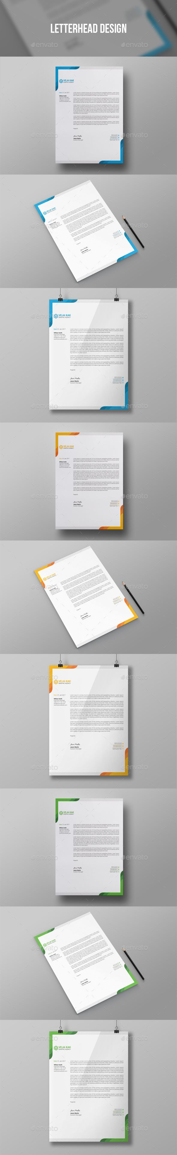 247 best Stationery Design Templates images on Pinterest | Font ...