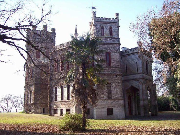 Argentina Castillo de Obligado, Ramallo, Buenos Aires