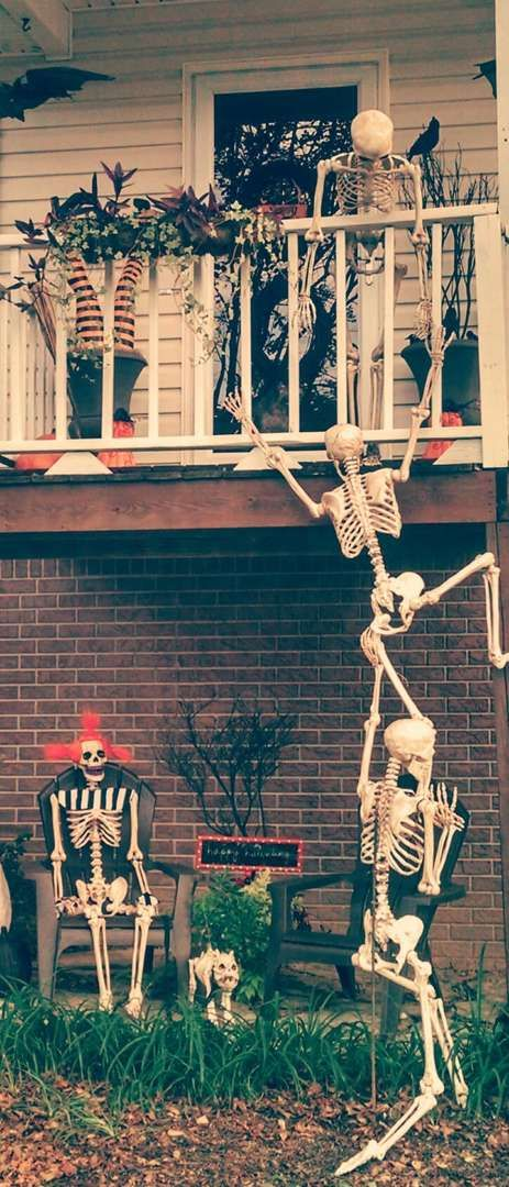 photo credit julie heatherly grandin road spooky dcor challenge 2016