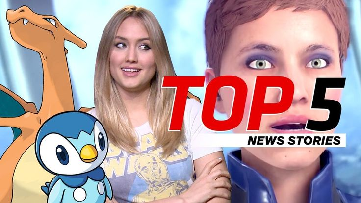 Andromeda Animation Woes & New Pokemon Switch Title? - IGN Daily Fix Mass Effect: Andromeda is working on fixing animations a new Pokemon game may have been hinted at and this week's biggest stories. March 26 2017 at 05:00PM  https://www.youtube.com/user/ScottDogGaming