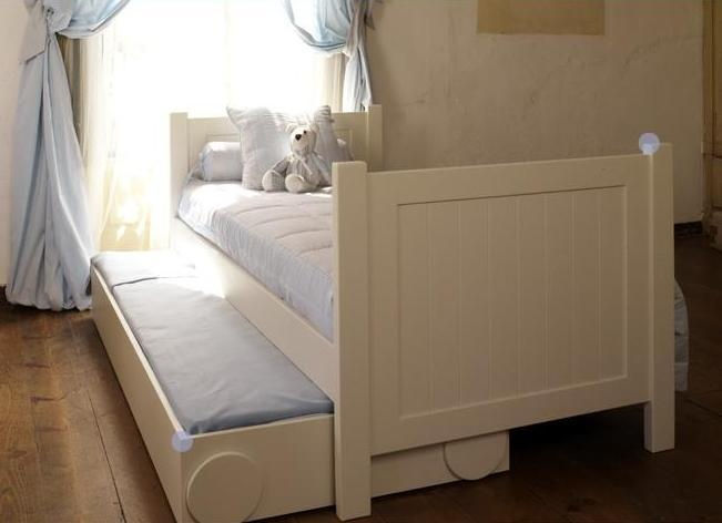 Arc n para cama nido inferior de the white store cuarto - Cama nido arcon ...