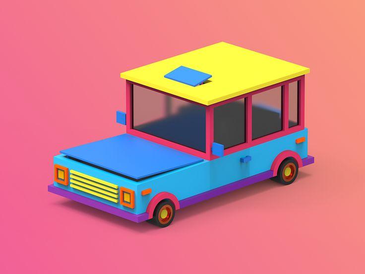 2/4 Car by tolitt