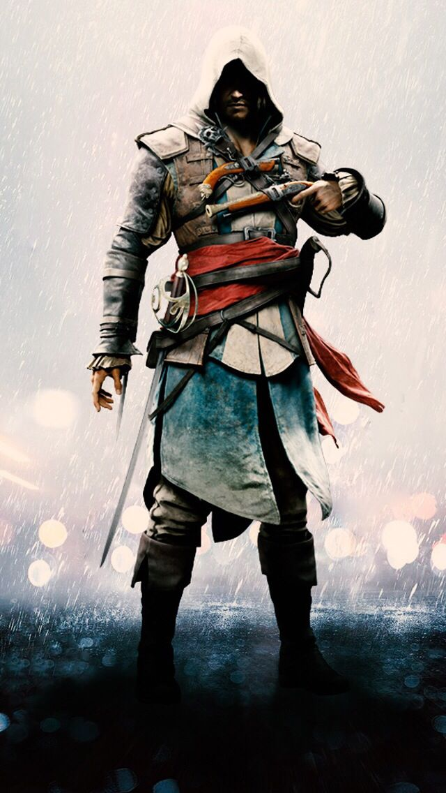 Assassin's Creed IV: Black Flag  Edward Kenway