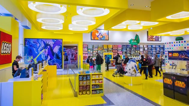 The Lego Store | Winkels Disneyland Paris | Disneyland Paris