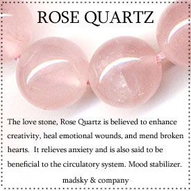 25 Best Ideas About Rose Quartz Bracelet On Pinterest