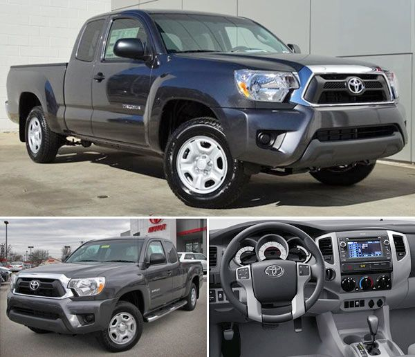 2015 Toyota Tacoma — Cheapest New 2015 Trucks Starting Under $20,000 - Top 5... http://www.autopten.com/carforum/sbbt156-cheapest-new-2015-trucks-starting-under-20,000-top-5.html