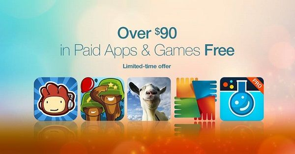 Amazon Appstore giving away 39 apps and games worth over $90 for FREE. #BlackBerry #BlackBerry 10 @MyAppsEden  #MyAppsEden