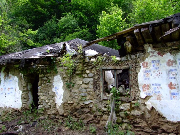Imagini din satul cu doi locuitori