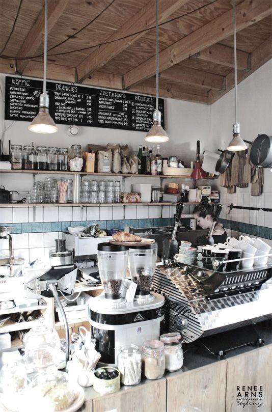 't Koffiehuisje | Eindhoven, the Netherlands