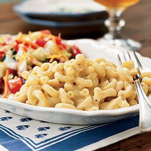 Recipe Makeover: Creamy Macaroni and Cheese