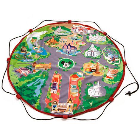Disney Cars Mini Adventures Playmat Play Set Disney