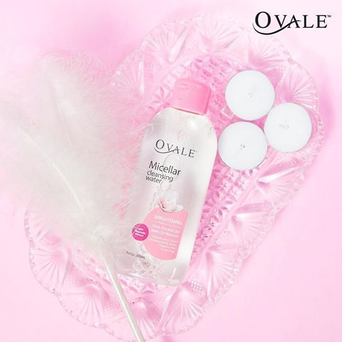 REVIEW OVALE MICELLAR CLEANSING WATER
