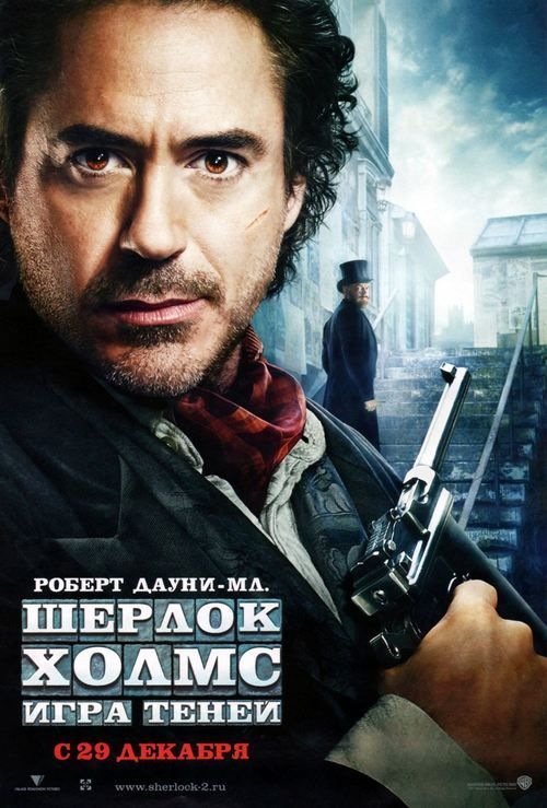 Watch->> Sherlock Holmes: A Game of Shadows 2011 Full - Movie Online