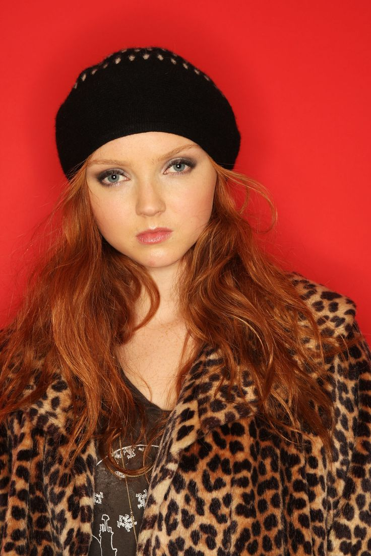 WE LOVE LILY COLE! this is a project tumblr by: aprilisin