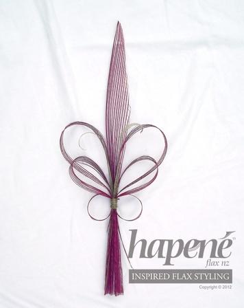 Pink Hapene Butterfly Bouquet - Hapene Online Store, flax flowers and arrangements