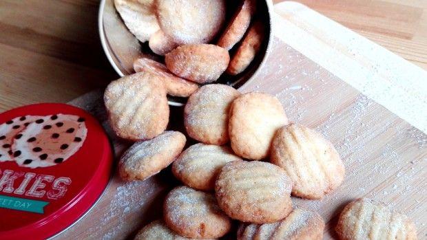 Hrníčkové máslové sušenky