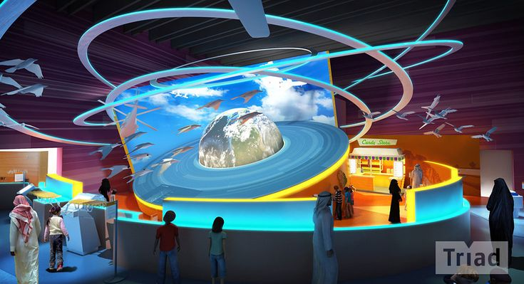 Really like the look of it  Claudia Schleyer Interactive Exponate | Interactive Exhibits | Prince Salman Science Oasis