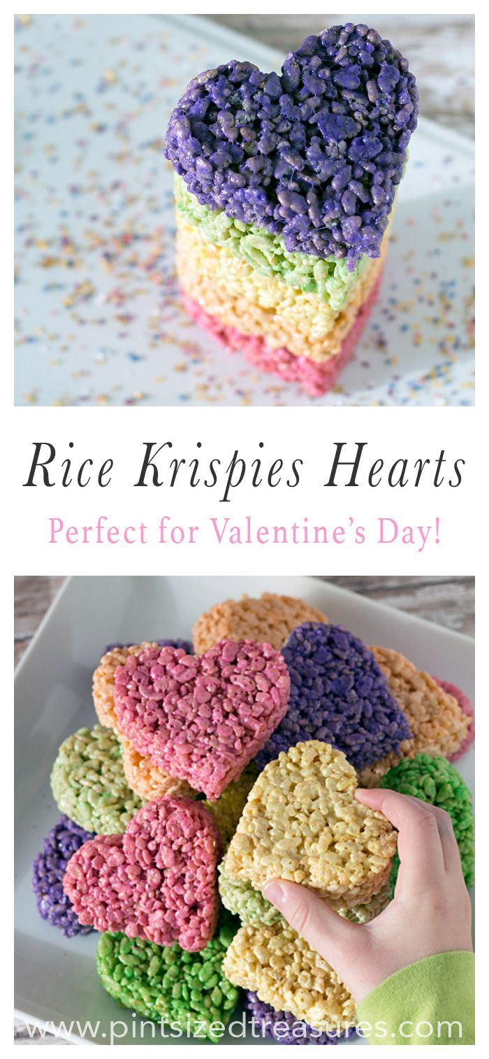 2128 best images about crafts for valentines day on for How do you make rice crispy treats