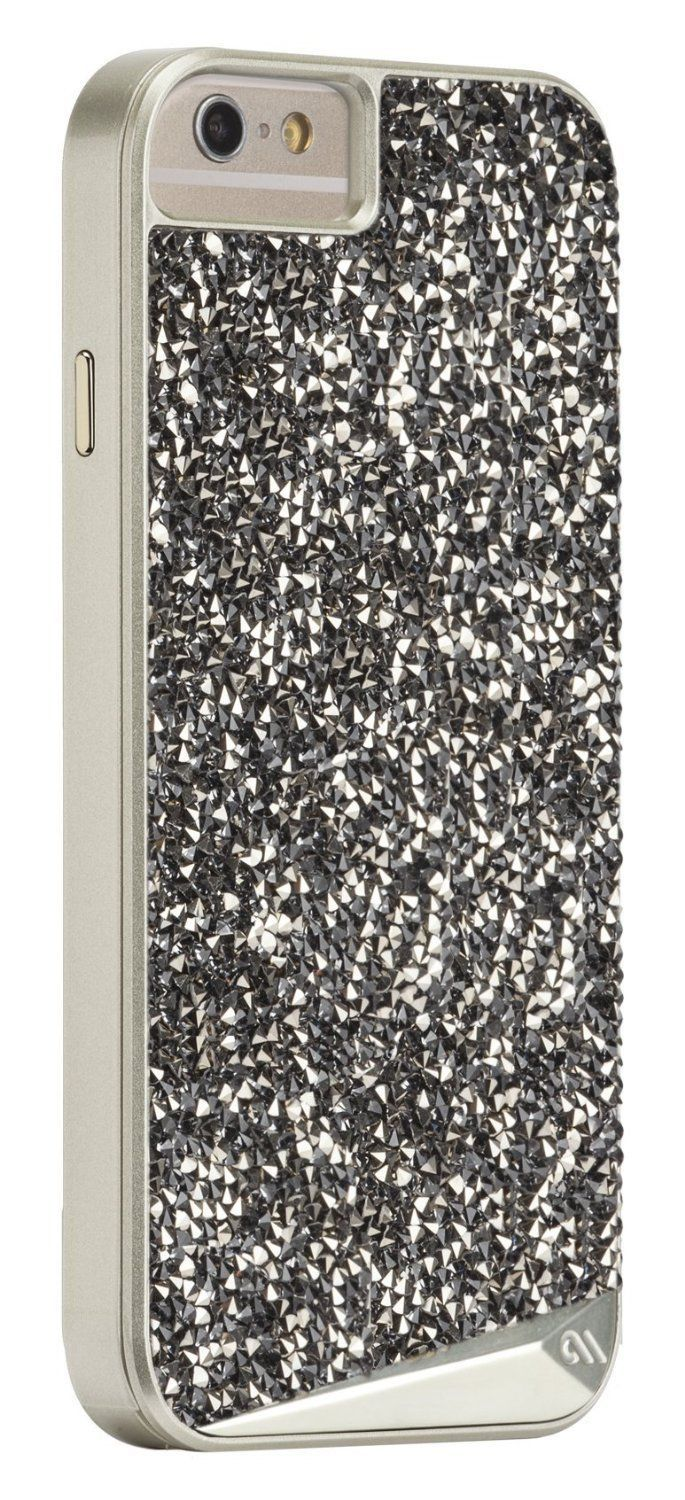 Case-Mate Brilliance Genuine Crystals Case for iPhone 6 (S) - Champagne