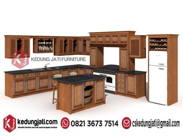 Jual Kitchen Set Minimalis Permeter Harga Kitchen Set Jati Permeter Lari Jasa Pembuatan Kitchen Set Minimalis Terbaru Model Kitchen Set 2020 Di 2020