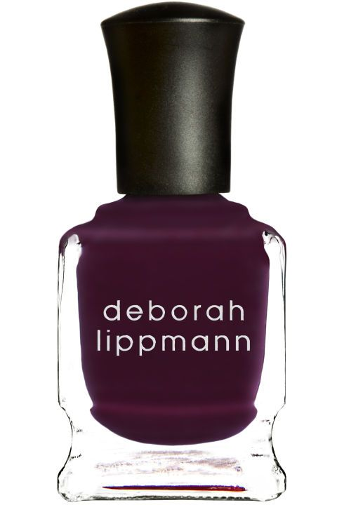 Deborah Lippmann Nail Color in Miss Independent, $18, deborahlippmann.com.