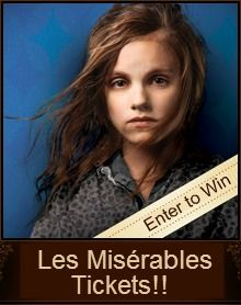 Win tickets to Hale Center Theatre's production of Les Miserables