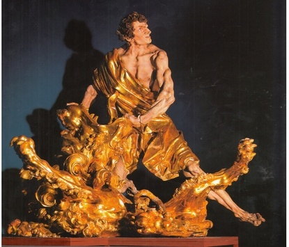 Samson Tearing the Lion's Mouth | Discover Ukraine 2012