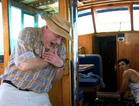No one would be more missed than Alf Stewart. Alf's life is now in Justin's hands.