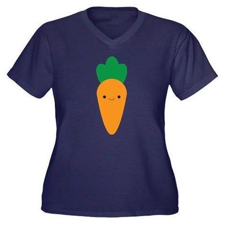 Carrot Plus Size T-Shirt