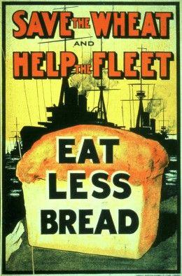 World War Rationing Guide