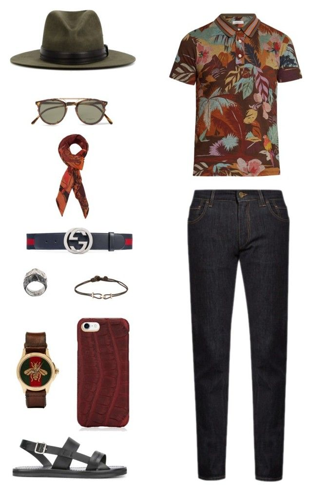 """""""House of Madalani"""" by houseofmadalani on Polyvore featuring Dolce&Gabbana, Valentino, Dsquared2, Oliver Peoples, Nick Fouquet, Hadoro, Gucci, Lost & Found, ZADEH and Paul Smith"""