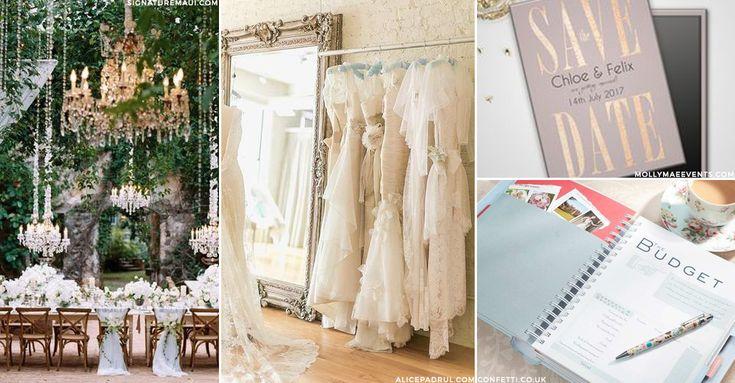La lista de verificación de boda último | sheerluxe.com