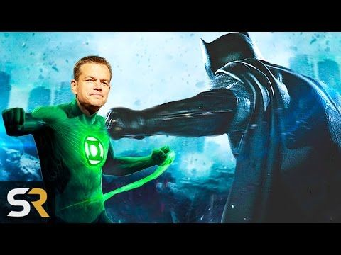 Media Ribs: 10 Famous Actors In Line To Play The Green Lantern...