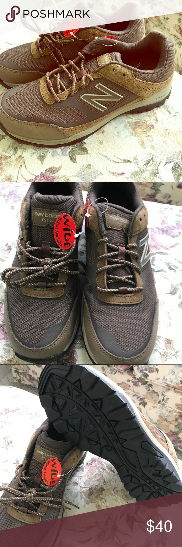 New Balance Hiking/Walking Shoes Size 11 wide NWT New Balance WW669BR trail walking shoes. These have never been worn other than to try on. Size is 11 wide. New Balance Shoes Athletic Shoes