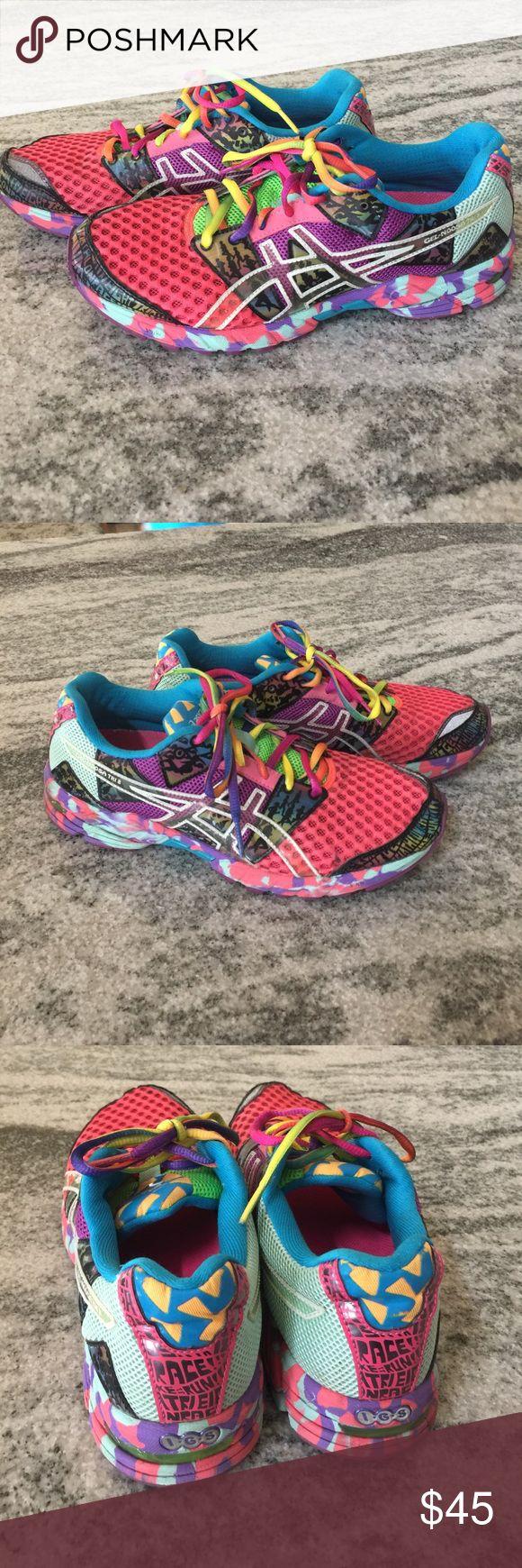 Asics gel noosa tri 8 Asics gel noosa tri 8 good condition Asics Shoes Athletic Shoes