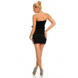 Sİyah Mini Elbise