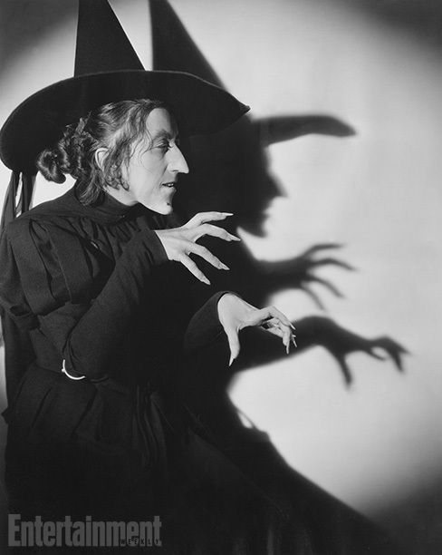 The Wizard of Oz | Margaret Hamilton was a character actress who played a lot of housemaids. Her performance as the Wicked Witch would frighten generations of children, who routinely