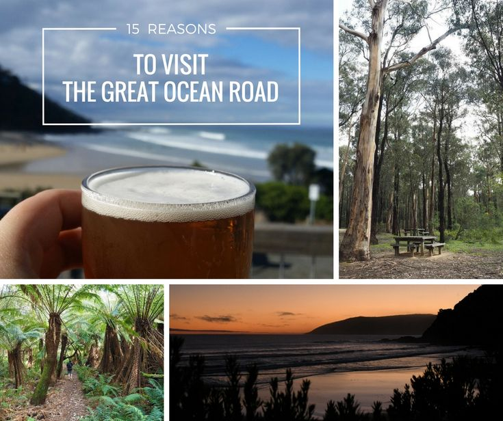 The Great Ocean Road in Summer is a fantatastic Australian holiday destination. Sparkly water, endless beaches, beautiful views and restaurants with a view.