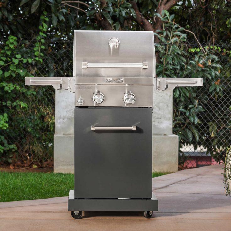 Kitchenaid 2burner grill in 2020 kitchen aid kitchen