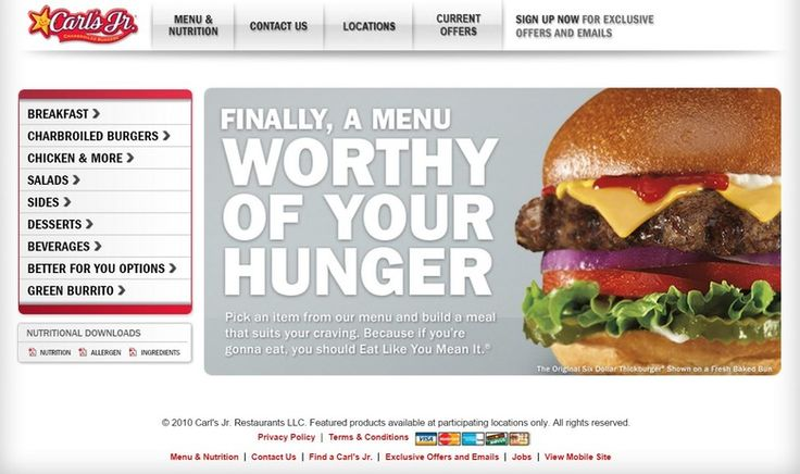 Are Carl's Jr. and Hardee's The Same Restaurant? Here's The Story Behind The ...