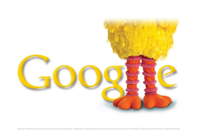 Big Bird Google