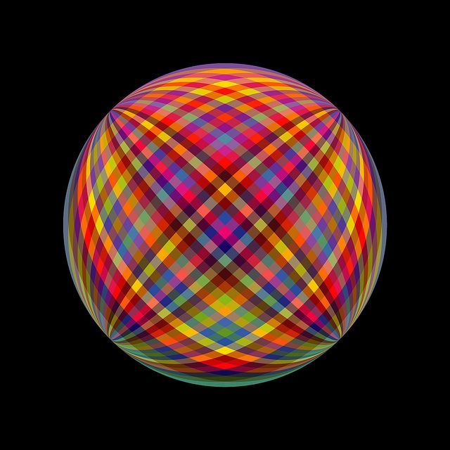 Ball Of Confusion by Tony Digital Art, via Flickr
